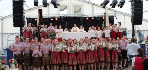 100 Jahre - Festtag - Gottesdienst